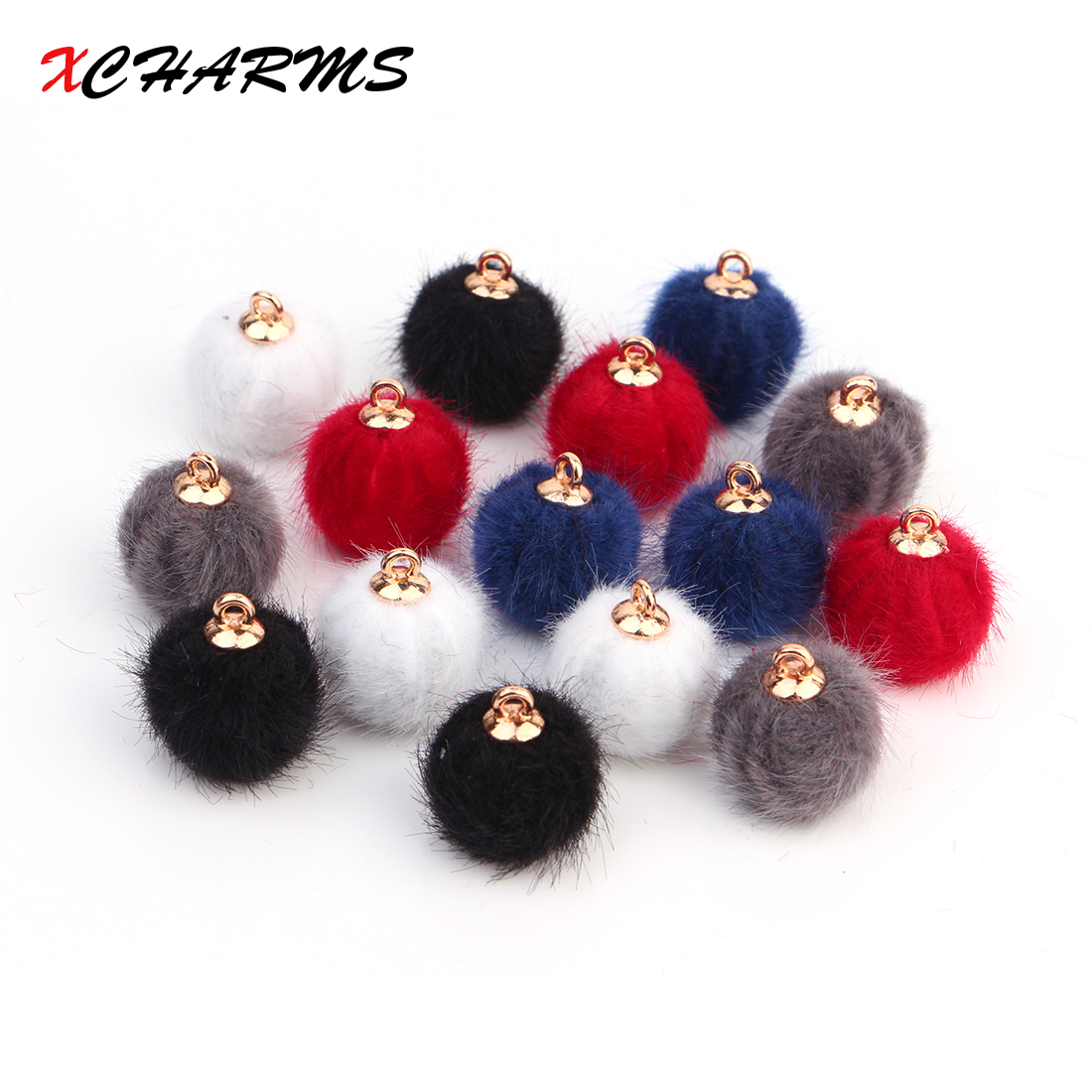 XCHARMS/19*15MM Tassel Balls/earrings accessories/jewelry accessories/jewelry findings/jewelry material/diy jewelry making ...