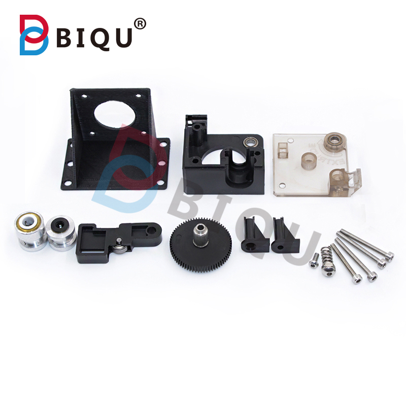 BIQU 3D Printer Kit Titan Extruder Fully Kits Titan Extruder for 1.75mm/3.0mm  3D printer extruder for J-head bowden