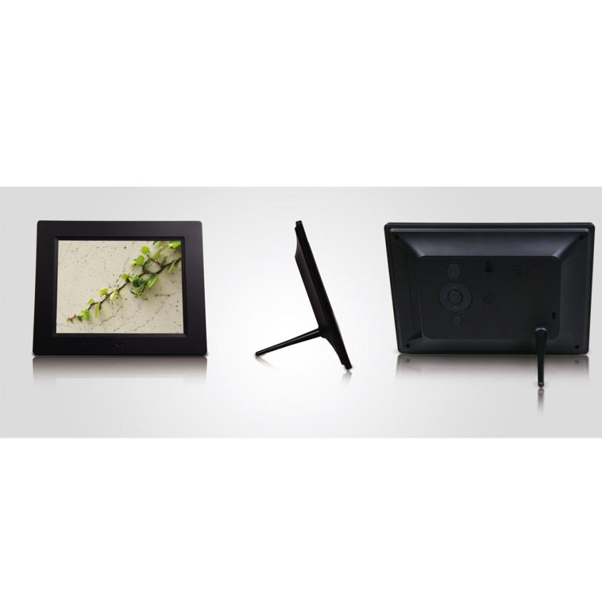 2018 Best Price gift 7inch HD LCD Digital Photo Frame with Alarm ...