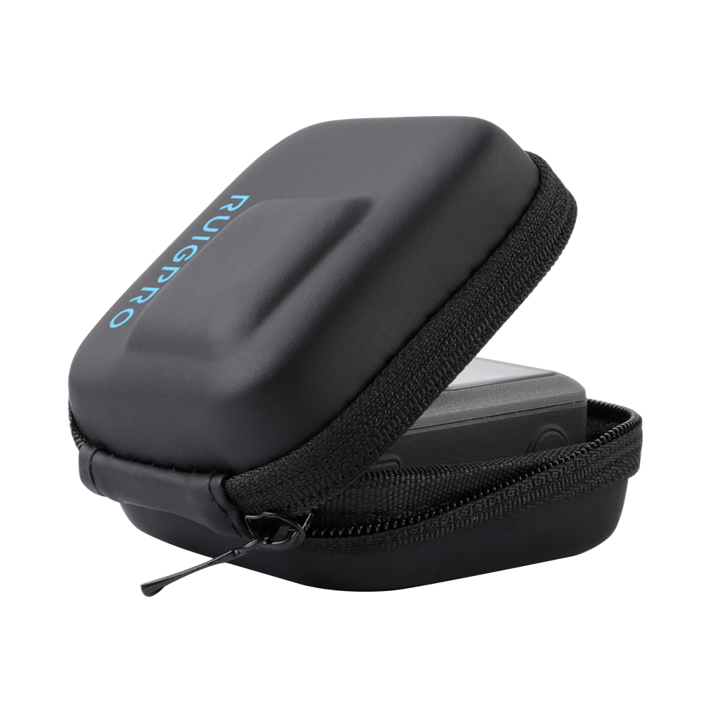 2019 New For OSMO Action Accessory Mini Storage Carry Pouch Case Bag Storage Box in Sports Camcorder Cases from Consumer Electronics