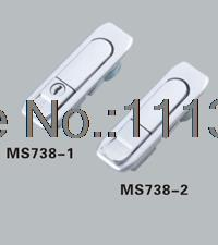 MS738 push to open latch push button lock Electric box Plane Lock Switch cabinet Door lock Fire hydrant Handle cabinet lock 1 PC