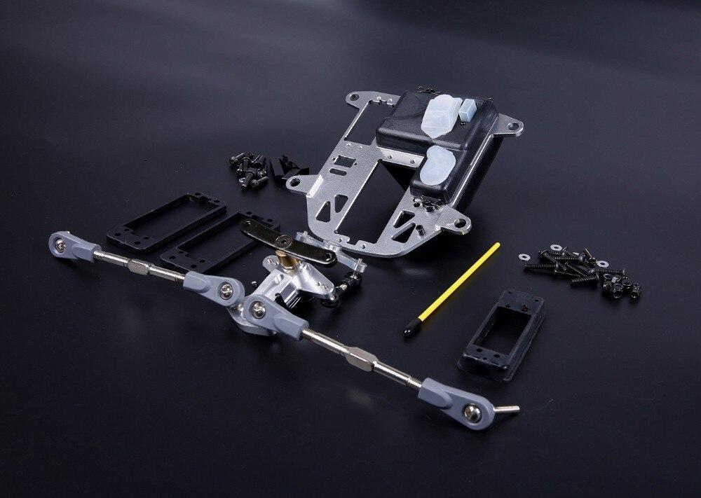 Metalen symmetrische steering Kits (plastic staaf versie) 85280 voor 1/5 rc auto rovan km hpi BAJA 5b 5 t 5sc-in Onderdelen & accessoires van Speelgoed & Hobbies op  Groep 1