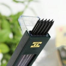 10Pcs/box Creative 2mm 2B HB Black 2.0mm Mechanical Pencil Lead Refill 120mm free shipping
