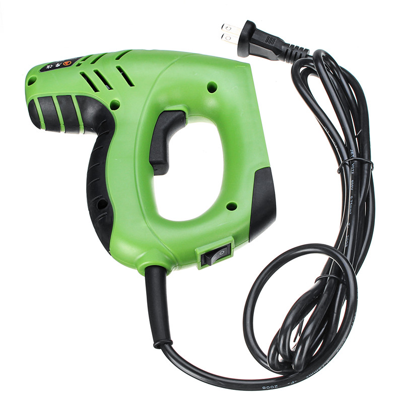 Electric Staple Gun Straight Nail 10-14mm/Code Nails 6-14mm Dual Use Wood Working Nail Gun Woodworking Power Tools