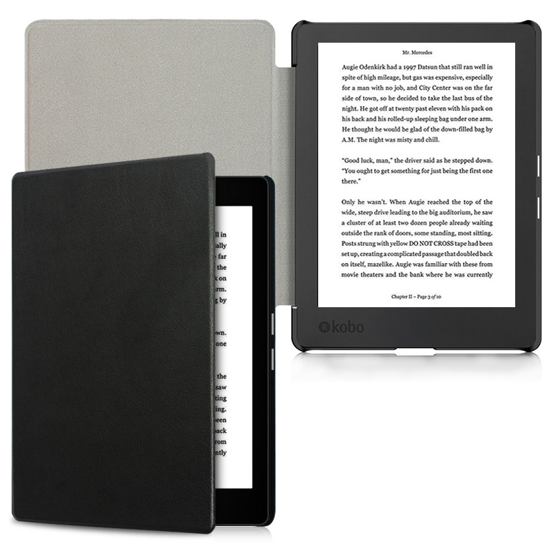 Aroita Casual Ultrathin Case for 6 inch Kobo Aura Edition 2 E-book with Auto Sleep/Wake  Pure Color Cover