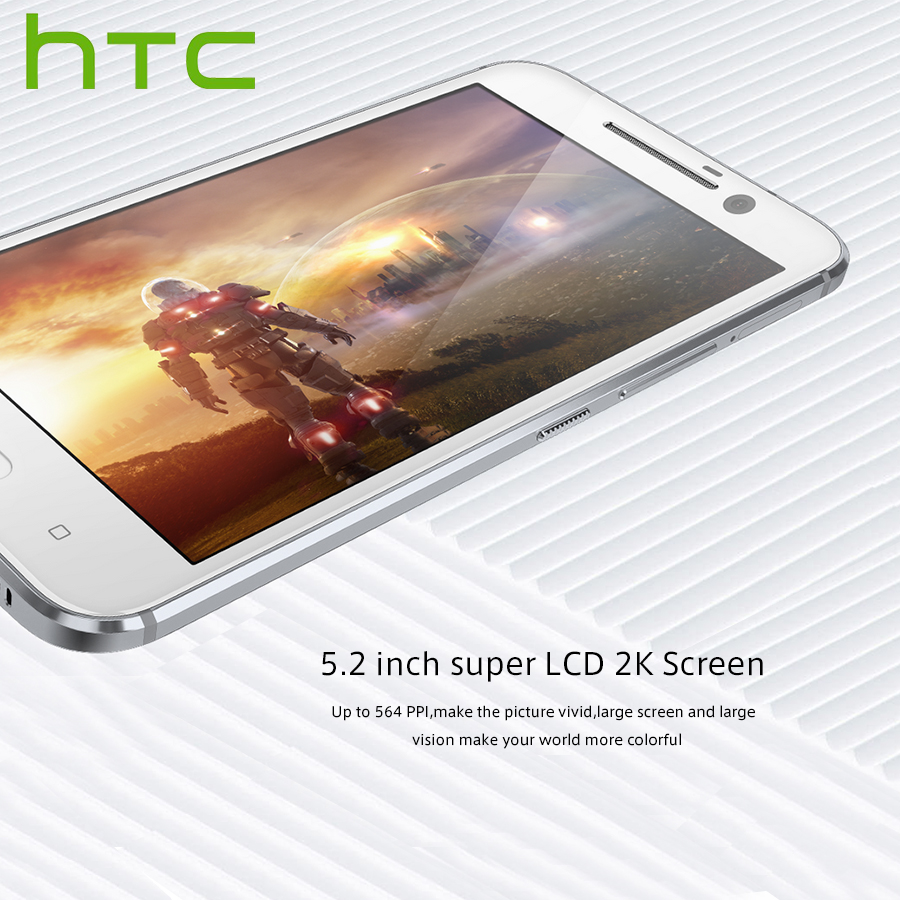 Fingerprint HTC 10 1080P