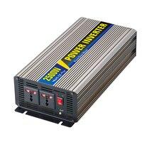 Good Quality 1pcs 24V Inverter 220V 2500W Pure Sine Wave Power Inverter With Remote Controller Off