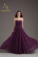 Женское платье трапеция bealegantom шифоновое вечернее с перекрещивающимися