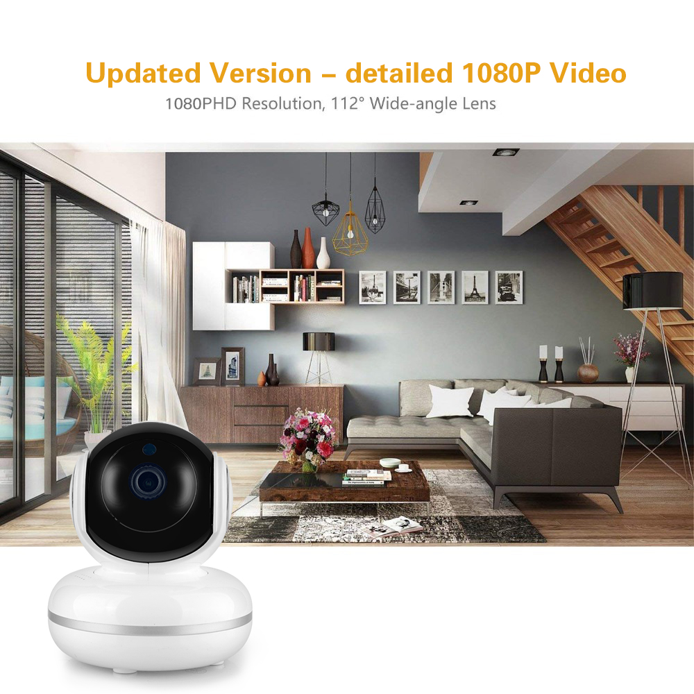 WIFI Sensor PIR Infrared Motion Smart Home Alam Security for