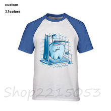 Men Dental Hygiene Tooth Healthy t shirts 2018 riverdale t-shirt stranger things marvels rick and morty fitness crossfit tshirt(China)