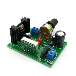 Image 3 - Led LM317 Step Down Power Supply Module Verstelbare Voltage Regulator Ingang Dc 0V 30V Ac 0V 22V Output Dc 1.25V 30V 2A