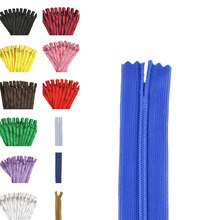 10 Pcs/lot 12 Inch (30cm) 13 Colors Nylon Coil Zippers Tailor Sewing Tools Garment Accessories(China)
