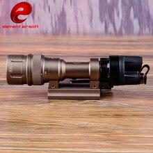 Element Sf M952v Guide Track Außen Beleuchtung Intensives Licht Taktische Taschenlampe Flash Lampe EX192