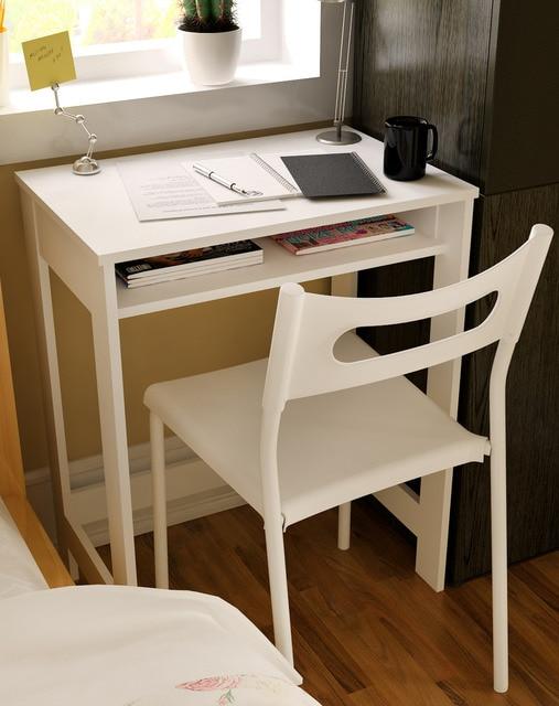 Klein Ikea Bureau.Ikea Kinderschoenen Creatieve Minimalistische Bureau Computer Bureau
