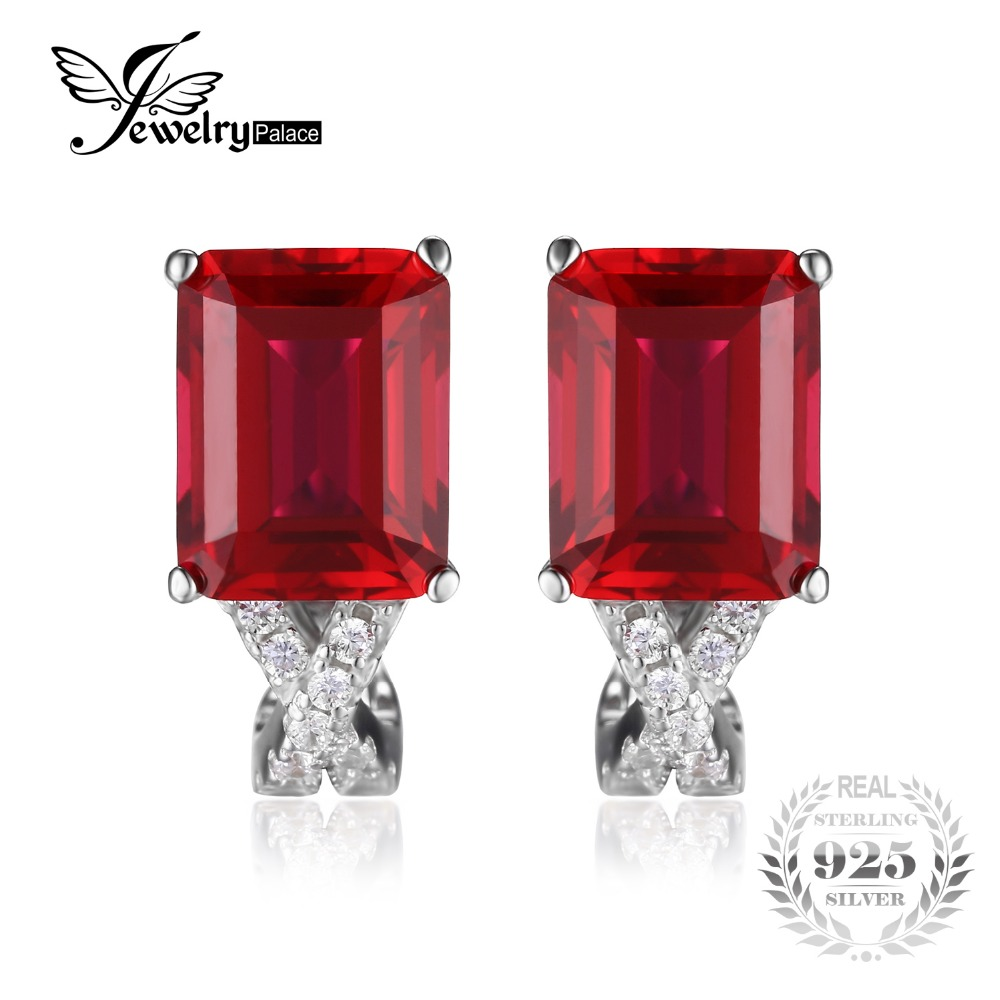 of natural in charmes page amp tag ruby archives jewellery earring earrings gold red
