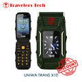 Double Dual Screen flip phone TRANS X10 2.8 Inch 4800mAh Big Battery Power Bank Function Vibrator Mobile Phone PK MAFAM X9