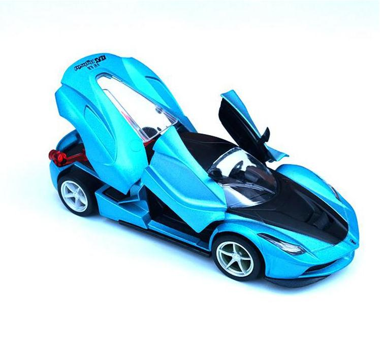 1:32 Alloy Pull Back Car Models,high Simulation Sports Car Toy, Metal Diecasts,toy Vehicles,flashing & Musical,free Shipping