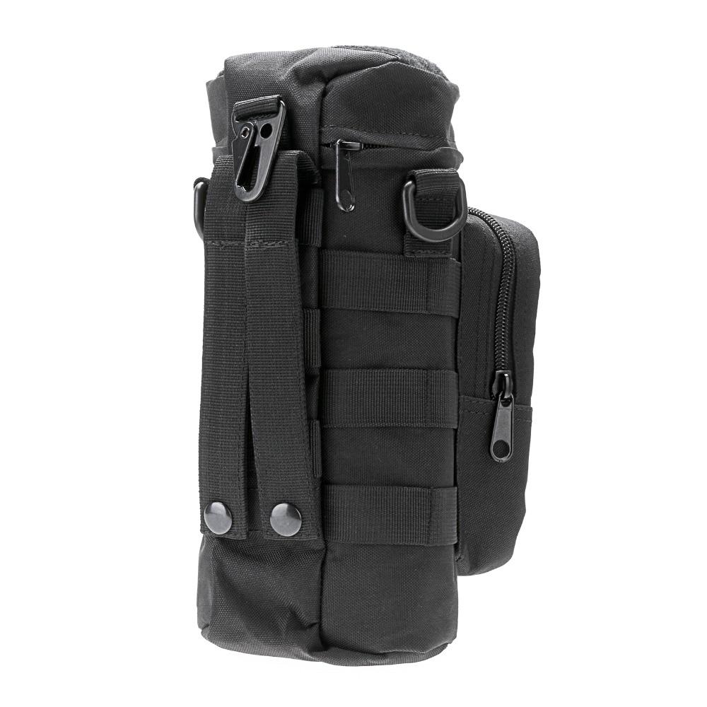 Prix pour NOUVEAU Militray Tactique Molle Zipper En Plein Air sac Randonnée sacs Escalade Sacs-NOIR Couleur