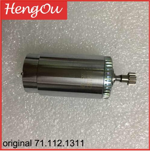 1 Piece 71.112.1311 Hengoucn motor small motor for printing machine1 Piece 71.112.1311 Hengoucn motor small motor for printing machine