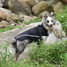 Disfraces impermeables para perros productos durables cálidos para mascotas ropa ligera y refleja para perros grandes de invierno