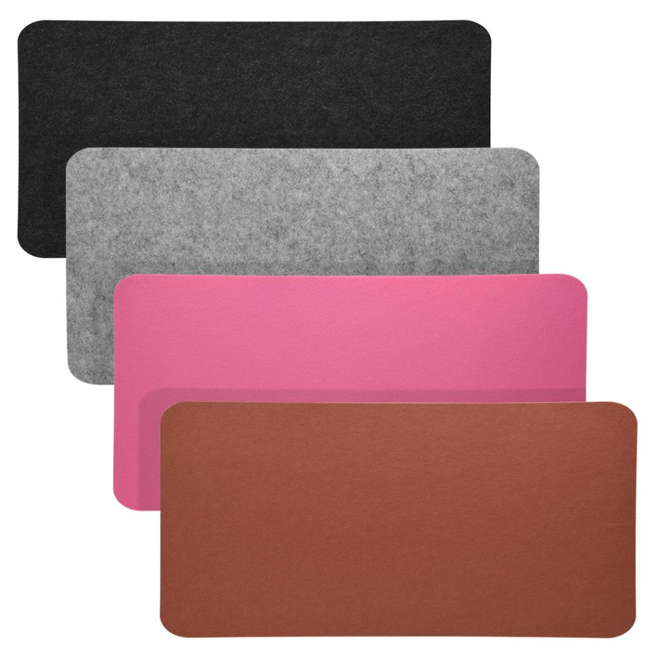 68x33cm Anti-static Felts Table Mouse Pad Office Desk Laptop Mat for Computer Notebook Laptop PC Pads