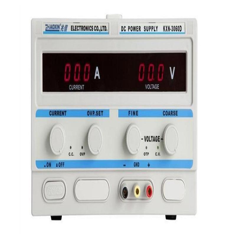 Kxn-3060d 1.8kw Große Power 30 V 60a Led Einstellbare Dc-netzteil Hochleistungsschalter Dc Geregelte Stromversorgung Elektrische Ausrüstungen & Supplies