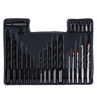 Wholesale 300pcs Flexsteel Drill Bit Set Screwdrivers Bits Wall Plug Set Woodworking Drills Screwdriver Bit Kit