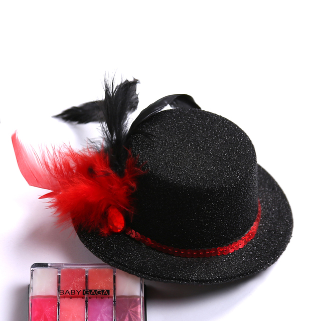 Hair Clip Top Hat 50 Off For 3pcs Wedding Favor Bride Bridesmaid Birthday Bridal Shower