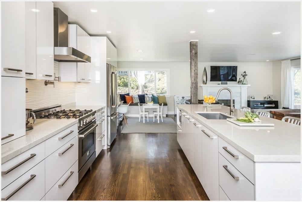 2017 Hot sales modular kitchen cabinet snew kitchen ...