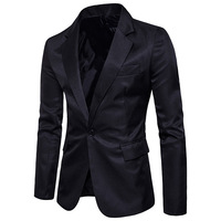 2017 New Men S Blazer Suit Jacket Thin Casual Men Blazer Cotton Slim England Suit Blaser