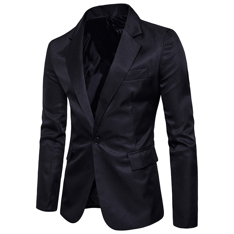 2017 New Mens Blazer suit jacket Thin Casual Men Blazer Cotton Slim England Suit Blaser  ...