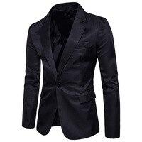 2017 New Men S Blazer Suit Jacket Thin Casual Men Blazer Cotton Slim England Suit Blaser
