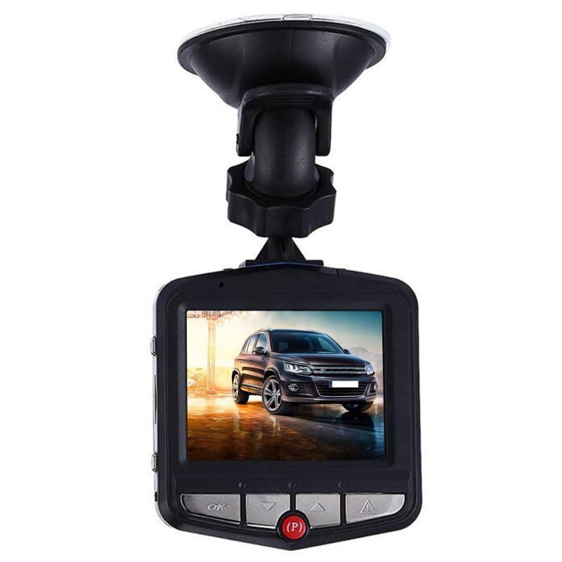 ANYTEK 2,4 zoll Full HD 1080 P Auto DVR Video Kamera LCD Auto DVR Video Recorder Dash Cam 120 Grad G-sensor Recorder Nachtsicht