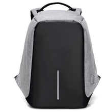 High capacity Multi function Backpacks High Quality Anti Theft Travel Bags Women Charging Line Connector Bags
