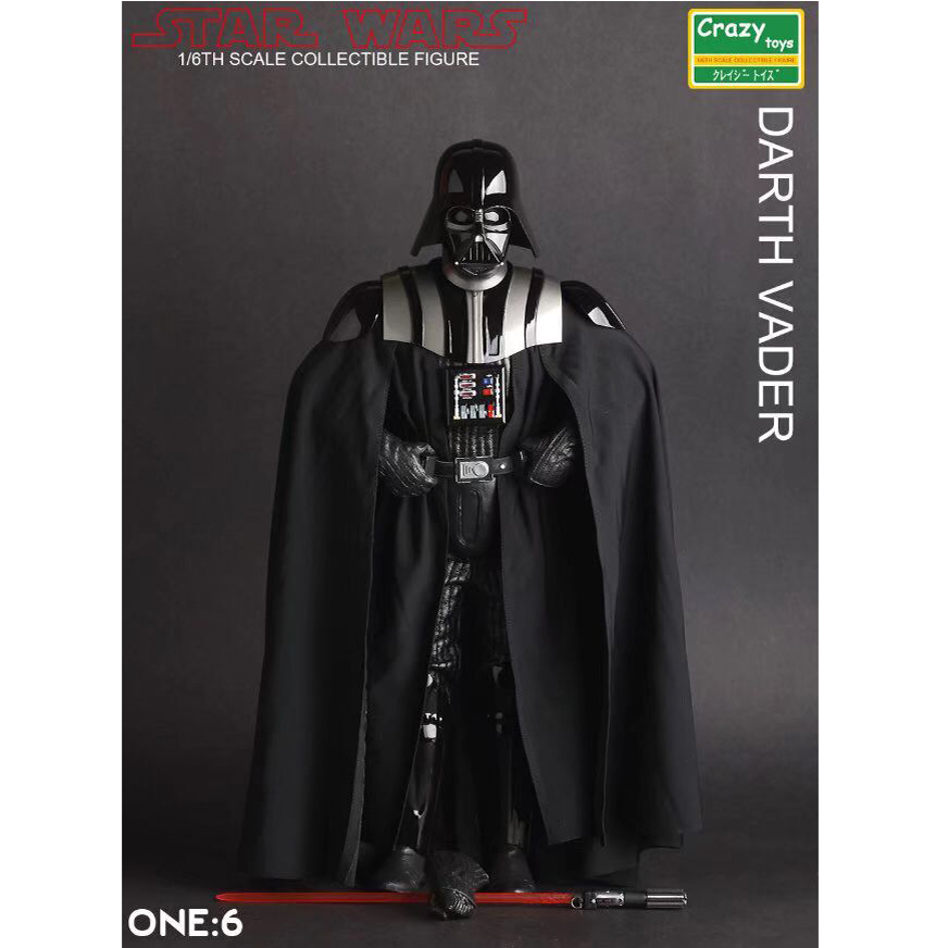 30cm Star War Darth Vader Pvc Action Figure Toy Anime Star War Darth Vader Display Model Doll Jouet Fans Birthdays Xmas Gift