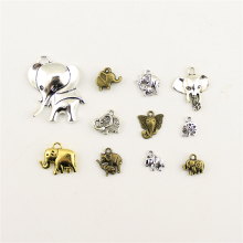 Charm Women Backless Dress Animal Like Baby Supplies For Jewelry Materials Hand Made Charms