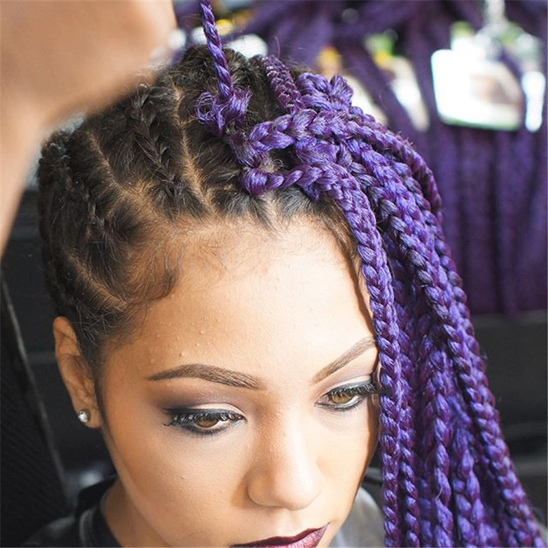 New Arrive Hot Sale Synthetic Twist Braids 20 Roots Piece