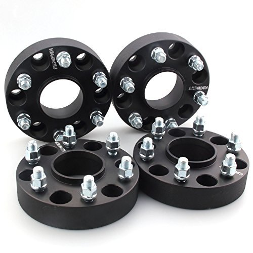 "4 2/"" 5x4.5 HUBCENTRIC Wheel Spacers Wrangler TJ Cherokee Liberty"