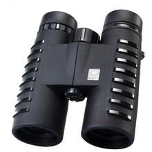 10x42 Camping Hunting  Binoculars with Neck Strap Carry  Bag Telescope Bak4 Prism Optics Travel Adventure Military Binoculars cat optics 10x42 open bridge binoculars birdwatching hunting waterproof bak4 brand new
