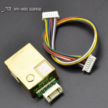 1 шт. MH-Z19 NDIR Датчик CO2 Модуль инфракрасный датчик co2 0-5000ppm