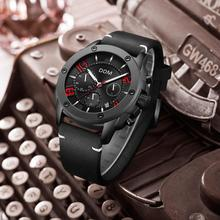 Automatic Date Quartz  Luxury Brand Waterproof  Mens Watches