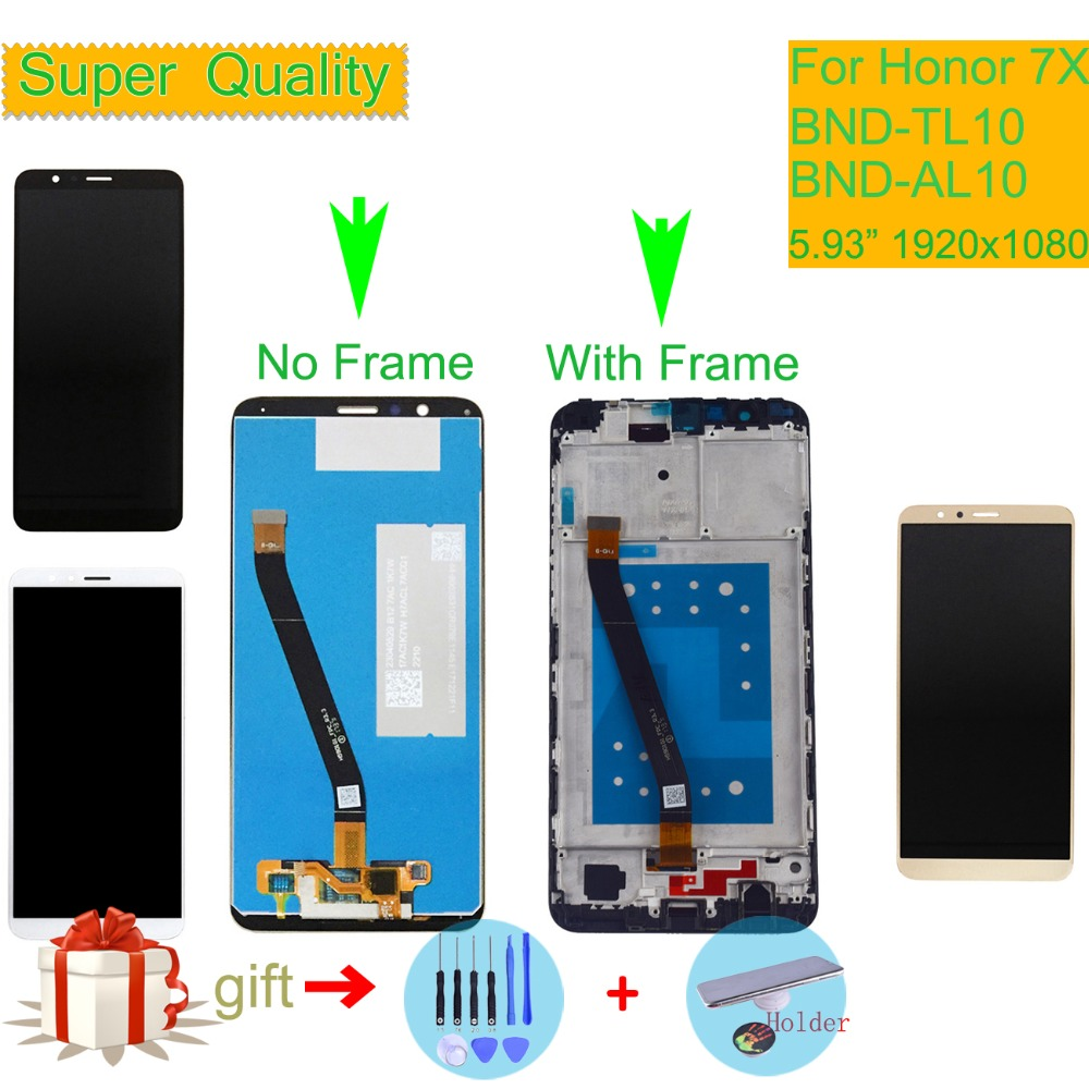 🛒HOT SALE | For Huawei Honor 7X LCD Screen Quality AAA Lcd