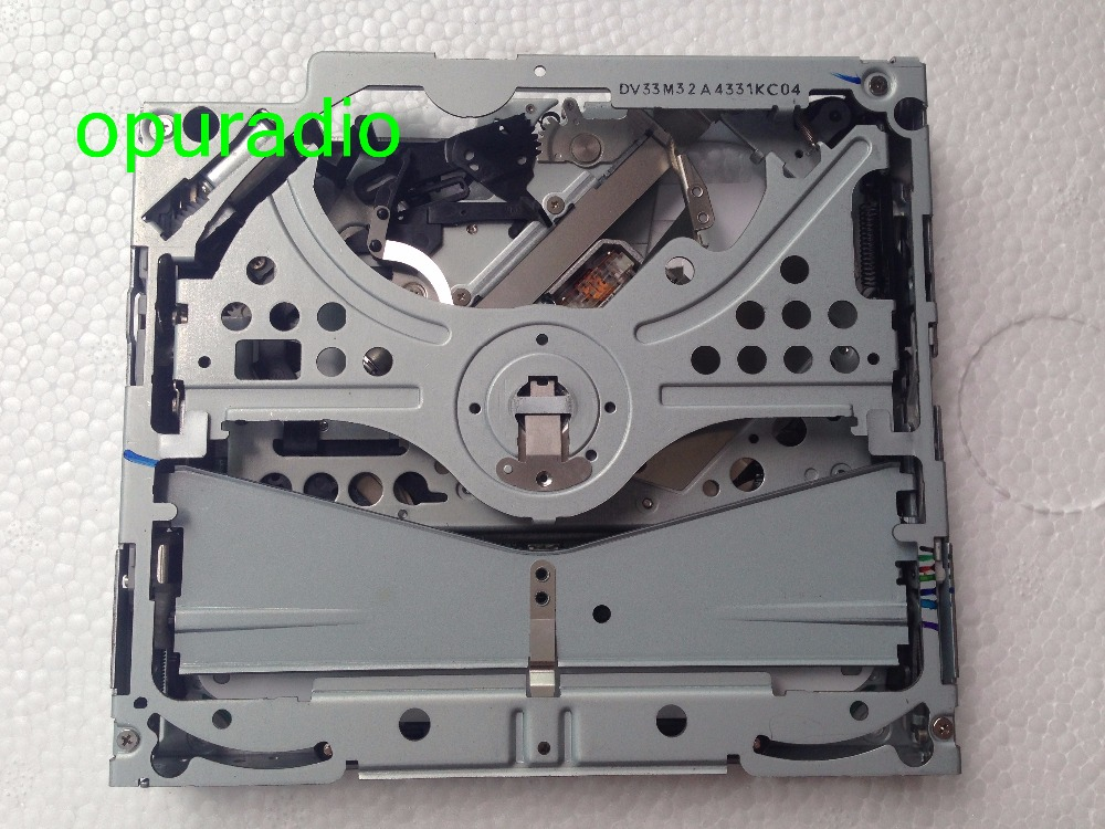 Original DV33M32A al pine DVD navigation DV36M110 loader drive mechanism for RNS E A3 A4 PLUS
