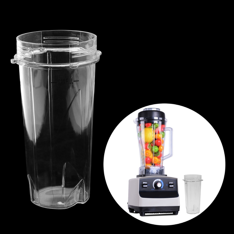 Brand 16OZ Juicer Cup Blender Accessory Replacement For Nutri BL780 BL770 BL771 BL660 Home Kitchen Appliance Juicer Parts цена