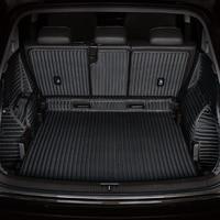 Full Surrounded Waterproof carpets Durable rugs Custom special car trunk mats for Chevrolet Malibu XL Aveo Camaro Equinox TRAX
