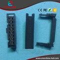 16 Pin/forma Connector, Hub cabo Termina Terminal, controlador de LED Conector do cabo 1000 pçs/saco