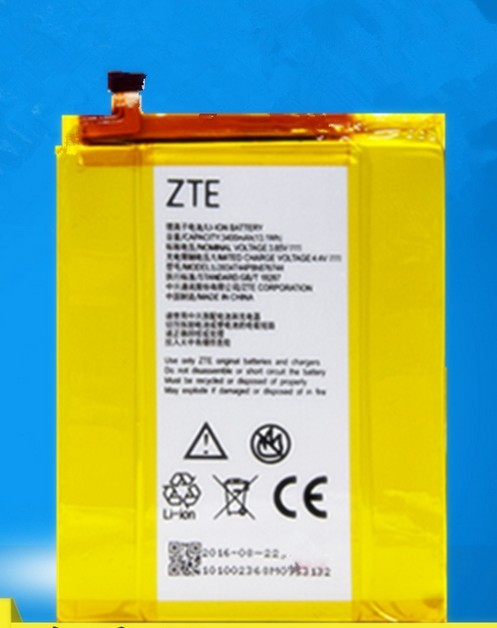 FOR ZTE Grand X Max 2 Z988 Zmax Pro Z981 876744 battery Rechargeable Li-ion Built-in mobile phone lithium polymer battery
