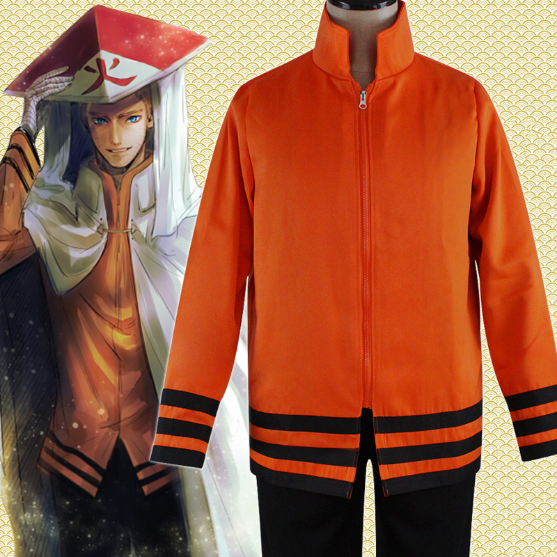 [Milky Way]BORUTO -NARUTO THE MOVIE-The 7th Hokage Uzumaki Naruto Costume Casual Dresses and Cosplay Dress