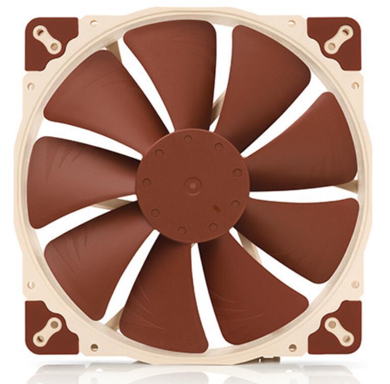 Noctua NF-A20 PWM/NF-A20 FLX 200 cm ventilateur 200mm ordinateur/coque d'ordinateur/ventilateur de refroidissement/ventilateur refroidisseur/ventilateur de radiateur/ordinateur