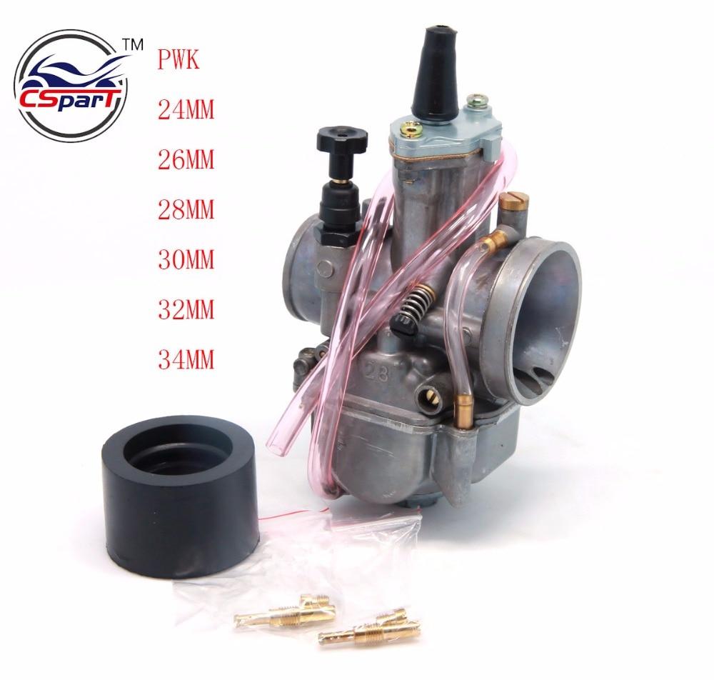 PWK 24 26 28 30 32 34 24MM 26MM 28MM 30MM 32MM 34MM Racing Carburetor for